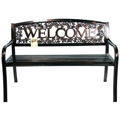 Leighcountry Metal Welcome Entryway Bench Reviews