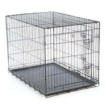 Go Pet Club Folding Pet Crate Reviews Wayfair