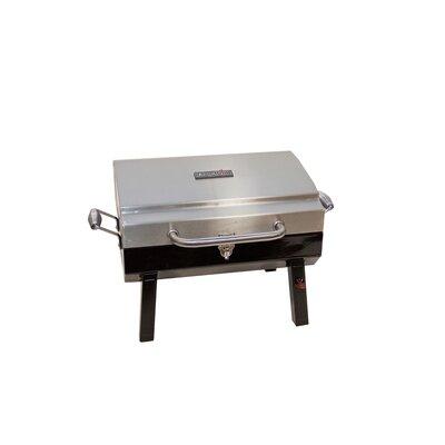 CharBroil Deluxe 1 Burner Portable Propane Gas Grill U0026 Reviews | Wayfair
