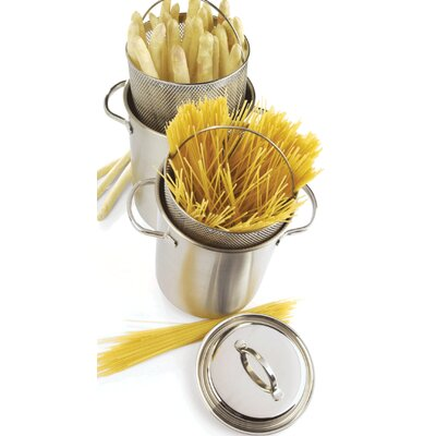 demeyere resto 48qt stainless steel cooker set u0026 reviews wayfair - Demeyere