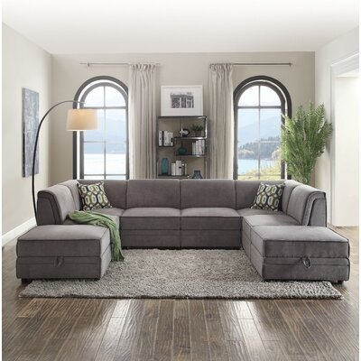ACME Furniture Bois Sectional  Reviews  Wayfair