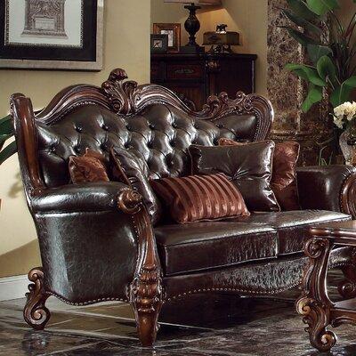 ACME Furniture Versailles Loveseat | Wayfair