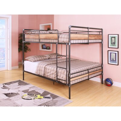 ACME Furniture Brantley II Queen Over Queen Bunk Bed