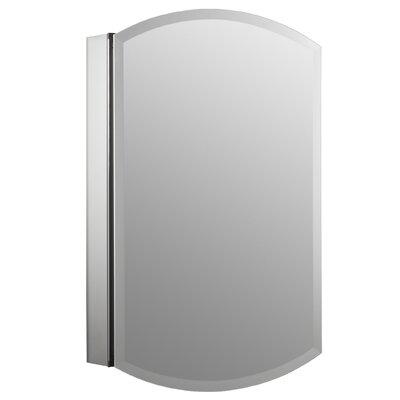 Kohler Archer 20  x 31  Aluminum Wall Mount Medicine Cabinet with Mirrored  Door   Reviews   Wayfair. Kohler Archer 20  x 31  Aluminum Wall Mount Medicine Cabinet with