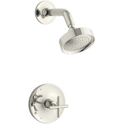 Kohler Purist Rite Temp Pressure Balancing Shower Faucet Trim With Cross  Handle, Valve Not Included U0026 Reviews   Wayfair