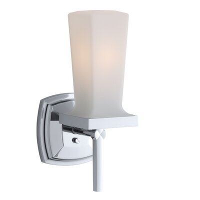 Kohler Bathroom Sconces kohler margaux 1-light bath sconce & reviews | wayfair