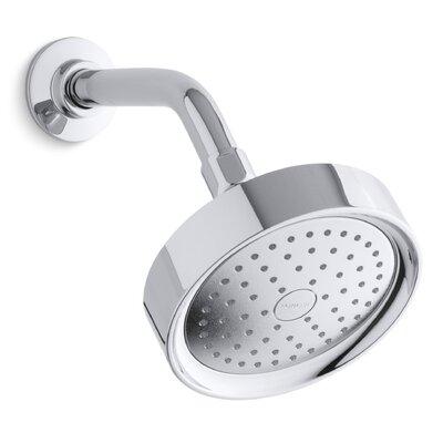 kohler purist 25 gpm wallmount shower head with katalyst spray u0026 reviews wayfair - Kohler Purist