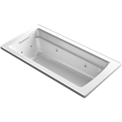 Kohler Archer Bubblemassage 66 Quot X 32 Quot Whirpool Bathtub