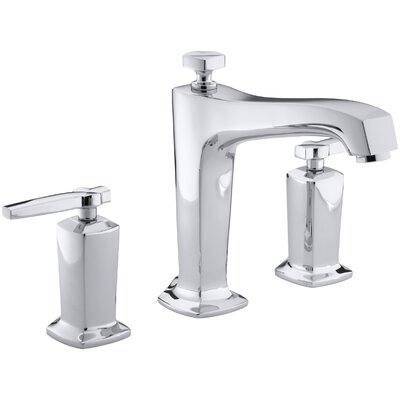 Kohler Margaux Deck-Mount Bath Faucet Trim for High-Flow Valve ...