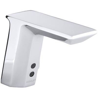 Kohler Geometric Single Hole Touchless Hybrid Energy Cell Powered Commercial Bathroom Sink