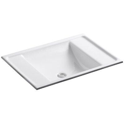 kohler ledges metal rectangular undermount bathroom sink with overflow u0026 reviews wayfair