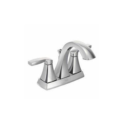 Moen Voss Two Handle Centerset High Arc Bathroom Faucet With Optional  Pop Up Drain U0026 Reviews | Wayfair