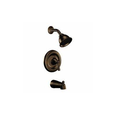 Good Moen Banbury Pressure Balance Tub And Shower Faucet With Lever Handle And  Posi Temp U0026 Reviews | Wayfair
