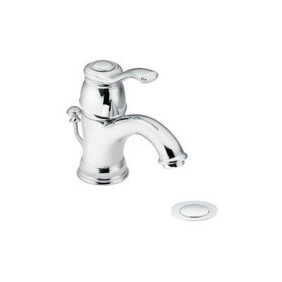 Bathroom Faucet One Hole moen kingsley single lever handle single hole bathroom faucet