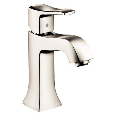 Hansgrohe Metris C Single Handle Single Hole Standard Bathroom Faucet U0026  Reviews | Wayfair