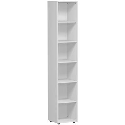 Gera Moebel 216 cm Bücherregal Flex & Bewertungen | Wayfair.de