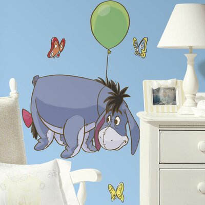 Room Mates Winnie The Pooh Eeyore Giant Wall Decal U0026 Reviews | Wayfair