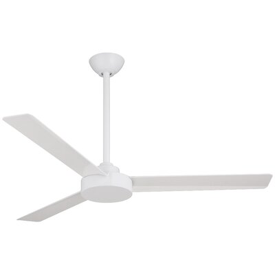 Minka aire 52 roto 3 blade ceiling fan reviews wayfair aloadofball Gallery