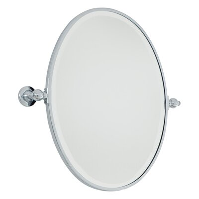 Oval Wall Mirror minka lavery oval wall mirror & reviews | wayfair