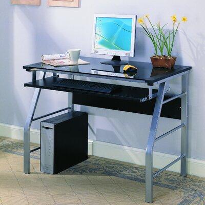 inroom designs computer desk reviews wayfair - Designer Writing Desk