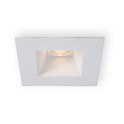 best square recessed can lights with additional halo sloped