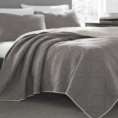 eddie bauer axis reversible quilt set & reviews | wayfair