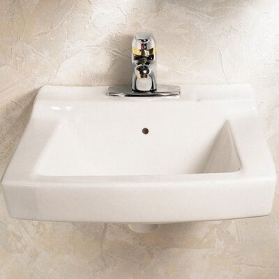 American Standard Declyn Wall Mount Bathroom Sink And Wall