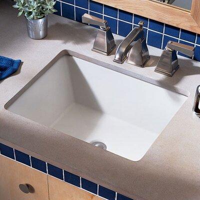 American Standard Boulevard Rectangular Undermount Bathroom Sink With Overflow Reviews Wayfair