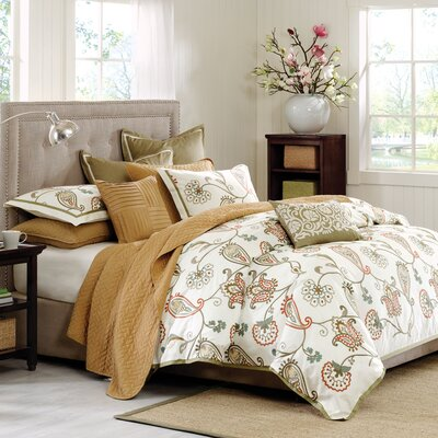 hampton hill drayton comforter set & reviews | wayfair