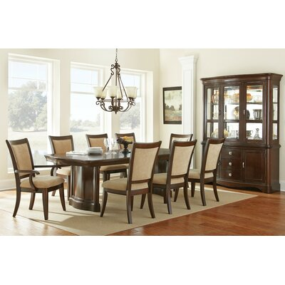 Steve Silver Furniture Heather Extendable Dining Table Reviews