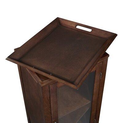 Crosley Jefferson Bar Cabinet Amp Reviews Wayfair