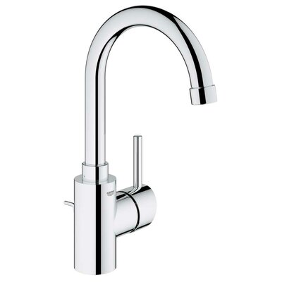 grohe concetto single handle single hole bathroom faucet & reviews