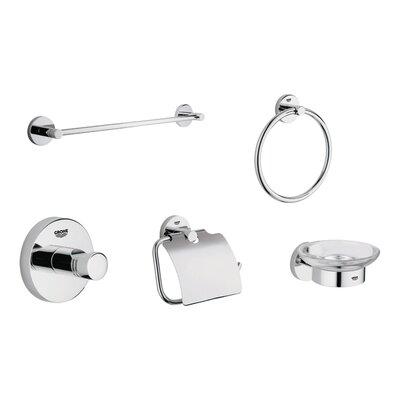 Nice Grohe Essentials 5 Piece Bathroom Hardware Set U0026 Reviews | Wayfair