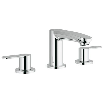 Bathroom Faucet Grohe grohe eurostyle double handle widespread bathroom faucet & reviews