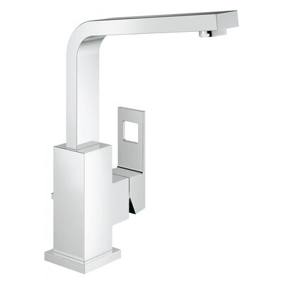 grohe eurocube single handle single hole bathroom faucet & reviews
