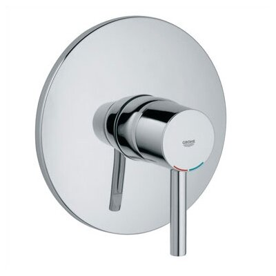 grohe essence pressure balance valve faucet trim with lever handle u0026 reviews wayfair