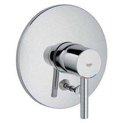 grohe essence pressure balance shower faucet trim only u0026 reviews wayfair