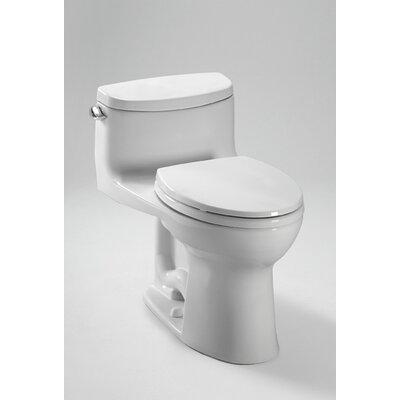 toto supreme ii high efficiency 128 gpf elongated onepiece toilet u0026 reviews wayfair