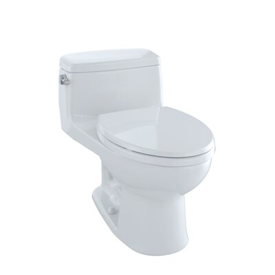 toto supreme eco 128 gpf elongated onepiece toilet u0026 reviews wayfair