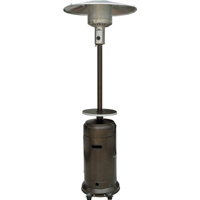 Elegant AZ Patio Heaters Tall 41,000 BTU Propane Patio Heater U0026 Reviews | Wayfair
