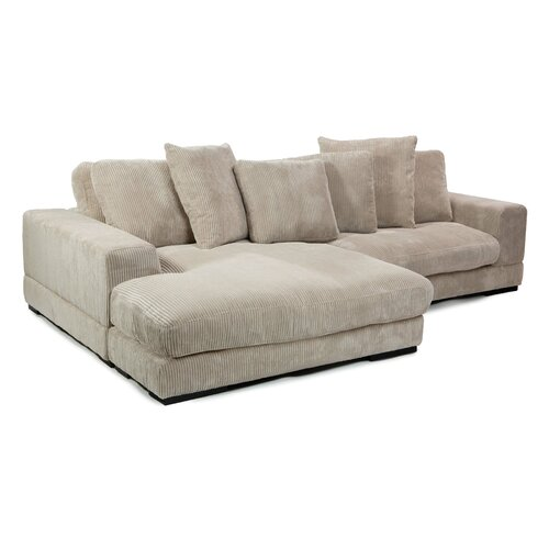 Moe S Home Collection Plunge Sectional Amp Reviews Wayfair