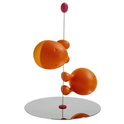 Lilliput salt and pepper shakers by stefano giovannoni for Alessi salt and pepper shakers