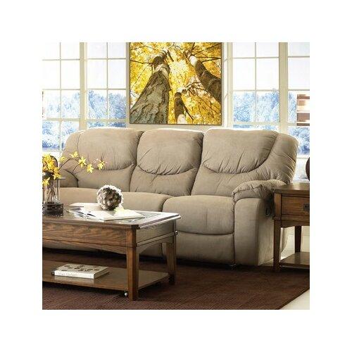 Klaussner Leather Sofa Review: Klaussner Furniture Auburn Reclining Sofa & Reviews