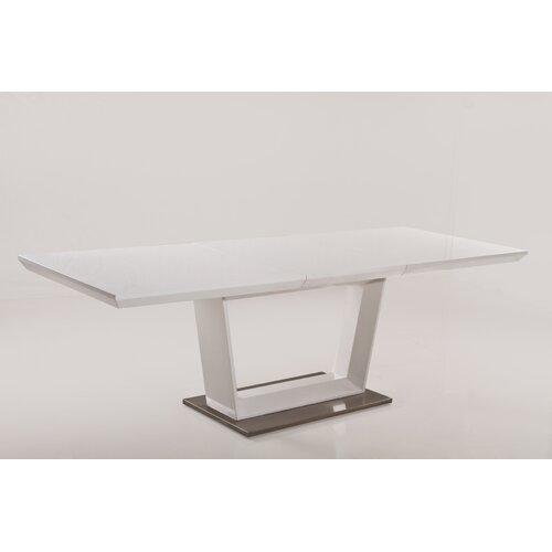 Creative Images International Extendable Dining Table  : Extendable Dining Table from www.wayfair.com size 500 x 500 jpeg 8kB