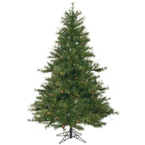 Mixed Country Pine 6 5 39 Green Artificial Christmas Tree