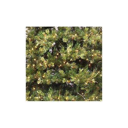 Vickerman country pine 10 39 green artificial christmas tree for Country living artificial christmas trees