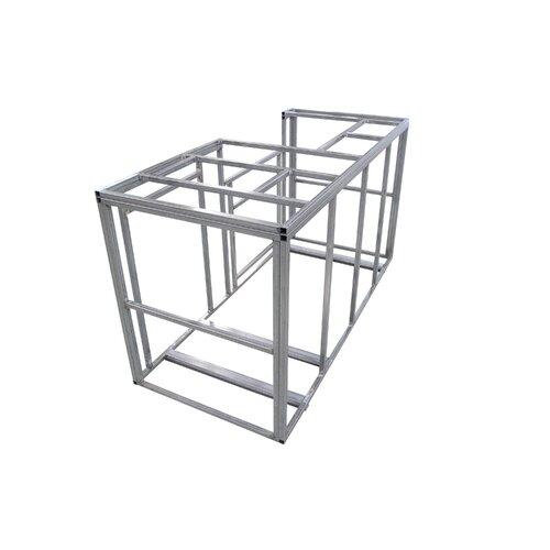 Diy Outdoor Kitchen Frames: CalFlame 6 Ft. Outdoor Kitchen Island Frame Kit