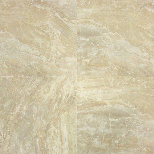 "High Gloss Kitchen Floor Tiles: MSI Pietra Onyx 12"" X 24"" Porcelain Field Tile In High"