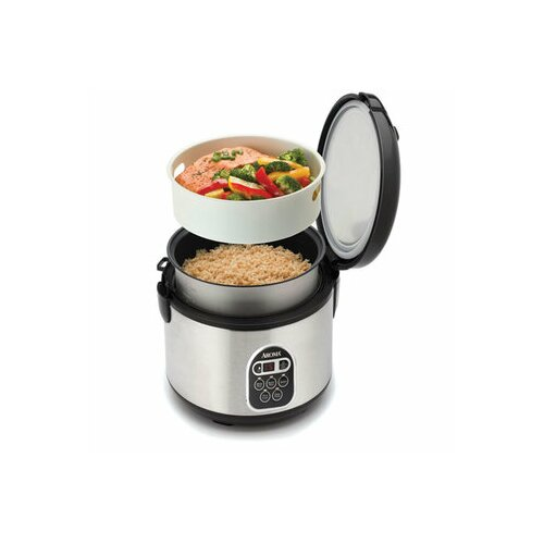 Aroma Rice Cooker Slow Cooker Food Steamer Reviews