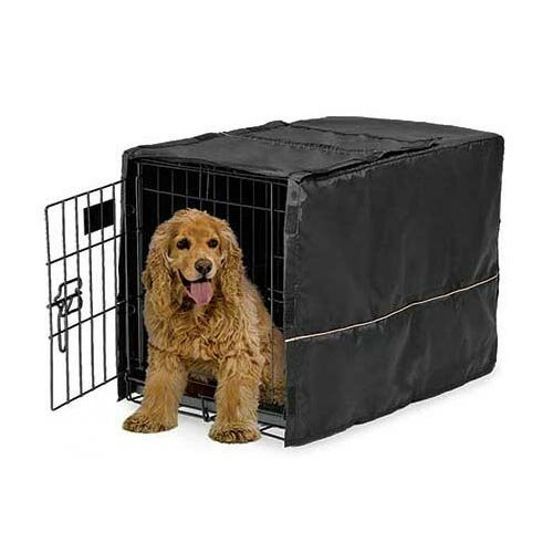 Midwest Homes For Pets Quiet Time Pet Crate Cover